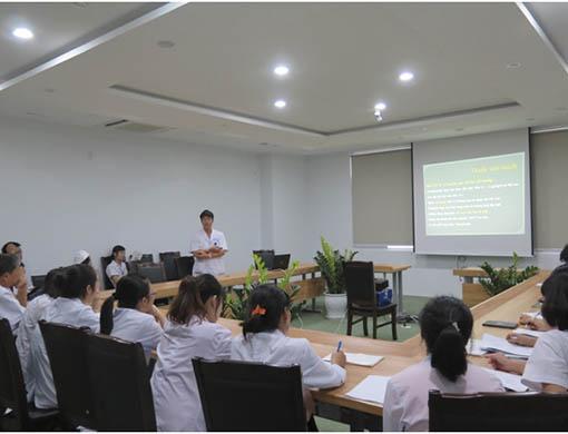Tổ chức hội thảo KHCN